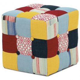 Sconto Taburet ELZA patchwork