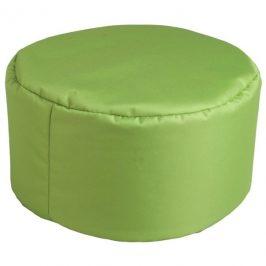 Sconto Sedák DROPS zelená