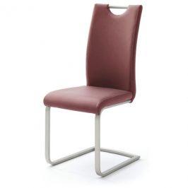 Sconto Jídelní židle PIPER bordó