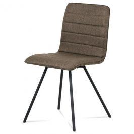 Sconto Jídelní židle ABIGALE hnědá