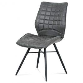 Sconto Jídelní židle AKIRA šedá