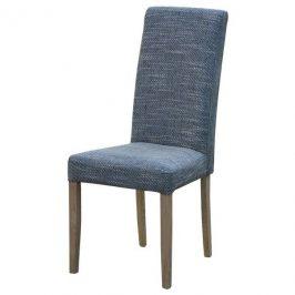 Sconto Jídelní židle CAPRICE 6 šedá melír