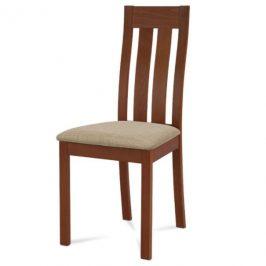 Sconto Jídelní židle BELA třešeň/magnolia
