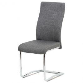 Sconto Jídelní židle PALOMA šedá