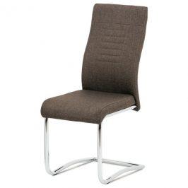Sconto Jídelní židle PALOMA hnědá