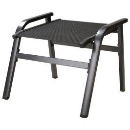 Sconto Zahradní stolička AMICO šedá