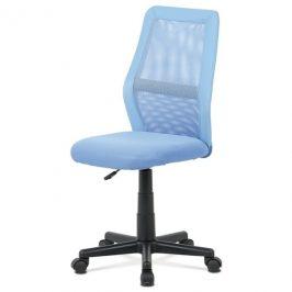 Sconto Kancelářská židle GLORY modrá