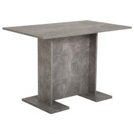 Sconto Jídelní stůl INES beton