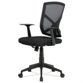 Sconto Kancelářská židle NORMAN černá