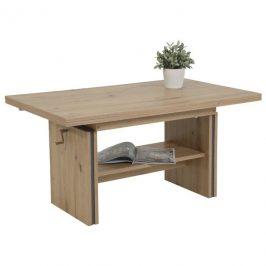 Sconto Konferenční stolek HILMAR dub artisan