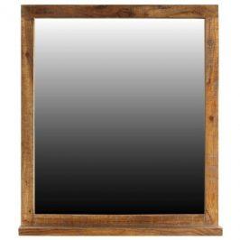 Sconto Zrcadlo s poličkou GURU FOREST akácie