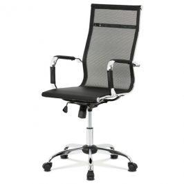 Sconto Kancelářská židle ORLANDO černá