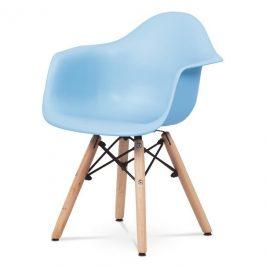 Sconto Dětská židle MINNIE modrá