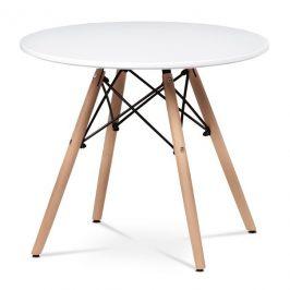 Sconto Dětský stůl PLUTO bílá