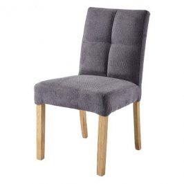 Sconto Jídelní židle DAKOTA šedá