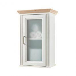 Sconto Závěsná skříňka JASMIN pinie světlá/dub artisan