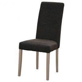 Sconto Jídelní židle CAPRICE 6 hnědá