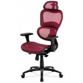 Sconto Kancelářská židle GERRY červená