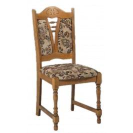 Sconto Jídelní židle MUNCHEN dub