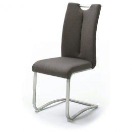 Sconto Jídelní židle ADALYN 2 hnědá