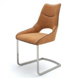 Sconto Jídelní židle ISLA oranžová