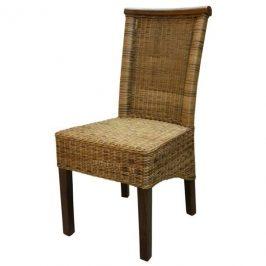 Sconto Jídelní židle PERTH DUST medová
