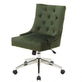 Sconto Kancelářské křeslo CICERO zelená