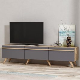 Sconto TV stolek AMSTERDAM antracit