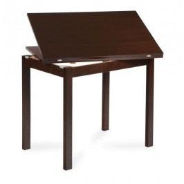 Sconto Jídelní stůl BRET ořech