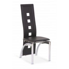 Jídelní židle K4 černá Židle do kuchyně