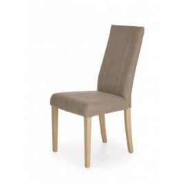Jídelní židle Diego hnědá