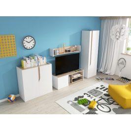 TV stolek+polička Bubu Stolky pod TV