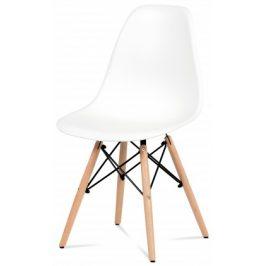 Jídelní židle Mila bílá