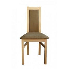 Jídelní židle Agáta, sonoma, šedohnědá