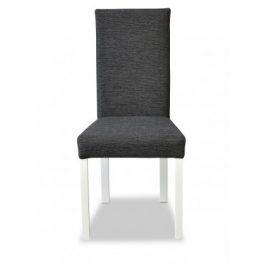 Jídelní židle Venus bílá, šedá