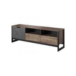 TV stolek Laura, 1x dveře, 2 zásuvka