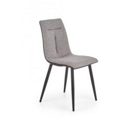 Jídelní židle Celina šedá