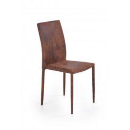 Jídelní židle Saiza hnědá