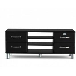 Malibu - TV stolek, 5158-033 (černá)