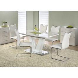 Mistral - Jídelní stůl 160 - 220x90 cm (bílý lak)