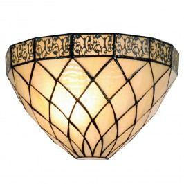 Tiffany lampa na zeď Roma (30*15*20 cm)