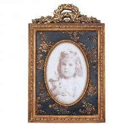 Dekorativní rámeček na fotografii - Habsburg