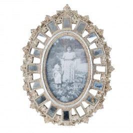 Dekorativní rámeček na fotografii - gotika