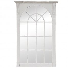 MAXI dřevěné zrcadlo v římském stylu (100 cm výška)