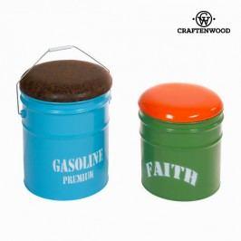 Sada dvou boxů Gasoline&Faith
