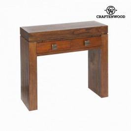 Originální příborník - dřevo mindi - kolekce Nogal