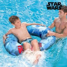 Nafukovací kruh s držadly - design Star wars