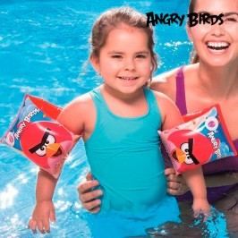 Nafukovací rukávky pro děti - design Angry birds