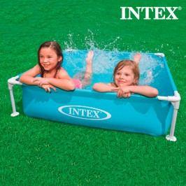 Dětský skládací bazén PlayKids s kontrukcí