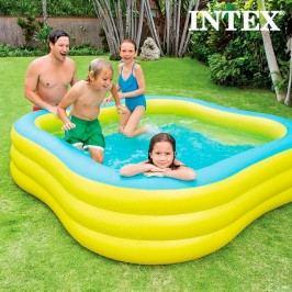 Maxi nafukovací bazén WeLoveFamily (229 x 56 x 229 cm)